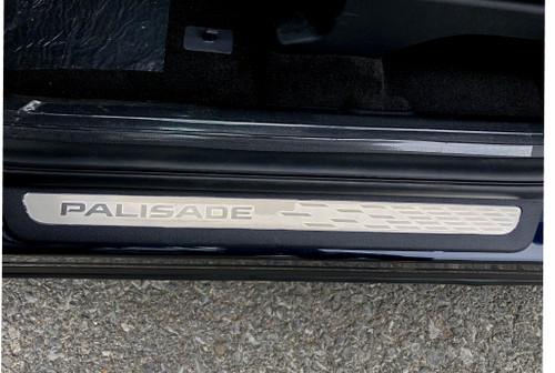 2020-2021 Hyundai Palisade Door Scuff Plates