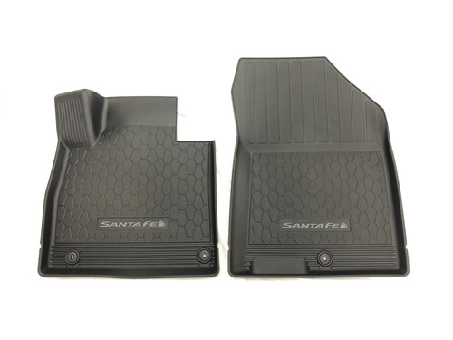 2019-2020 Hyundai Santa Fe All Weather Floor Mats