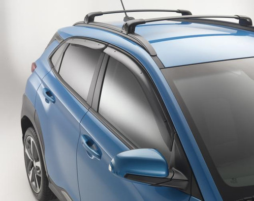 2019-2021 Hyundai Kona EV Rain Guards