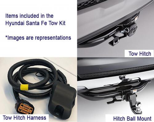 Hyundai Santa Fe Tow Kit