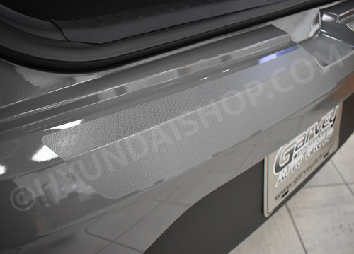 2020 Hyundai Venue Rear Bumper Protector