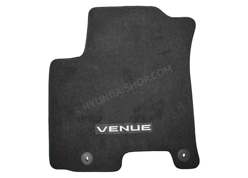 2020 Hyundai Venue Carpet Floor Mats