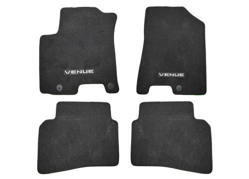 2020-2021 Hyundai Venue Carpet Floor Mats