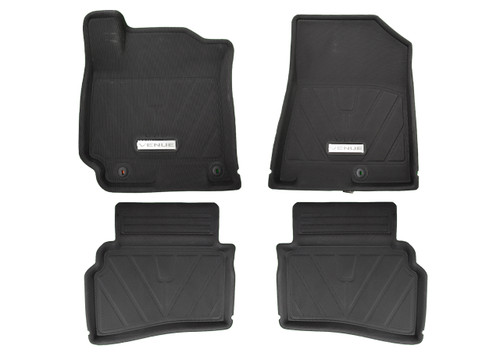 2020 Hyundai Venue All Weather Floor Mats