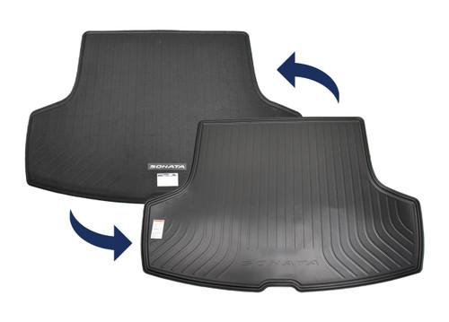 2020-2022 Hyundai Sonata Reversible Cargo Tray