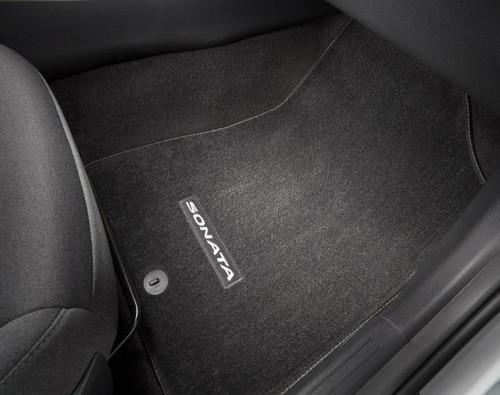 2020-2022 Hyundai Sonata Carpet Floor Mats (Sonata)