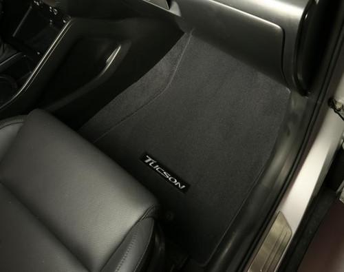 2019-2021 Hyundai Tucson Carpet Floor Mats
