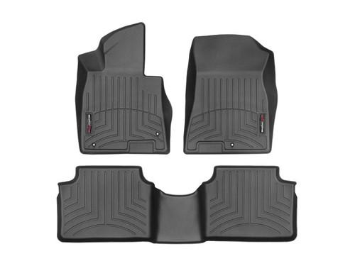 2020-2021 Hyundai Sonata WeatherTech Floor Liners - Full Set