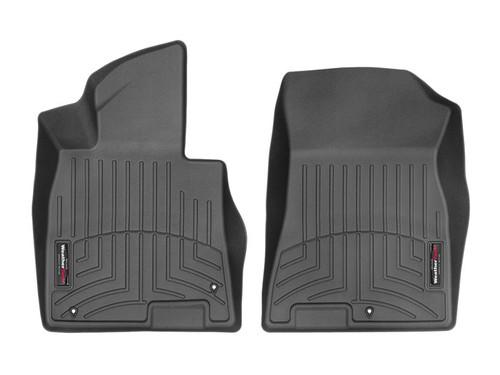 2020-2021 Hyundai Sonata WeatherTech Floor Liners - Front Row