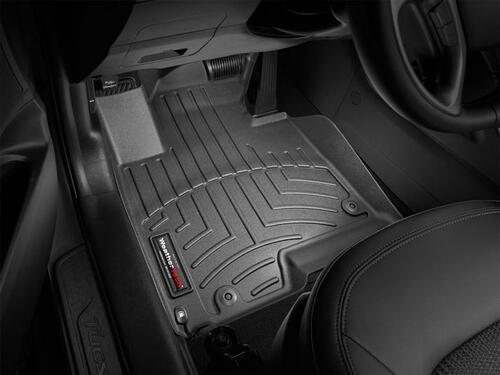 2011-2013 Hyundai Tucson WeatherTech Floor Liners - Front Row
