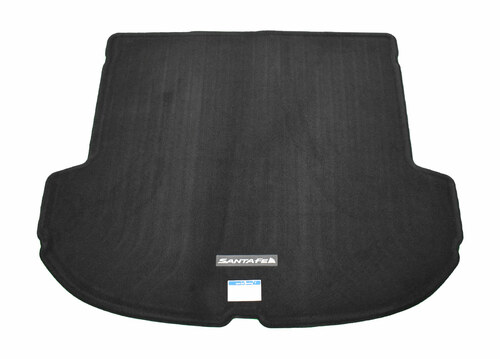 2021-2022 Hyundai Santa Fe Reversible Cargo Tray - Carpet Side