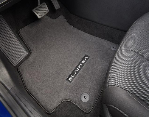 2021 Hyundai Elantra Carpet Floor Mats