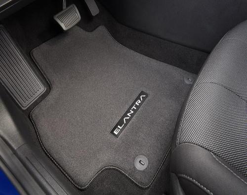 2021-2022 Hyundai Elantra Carpet Floor Mats