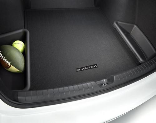2021 Hyundai Elantra Cargo Side Bins