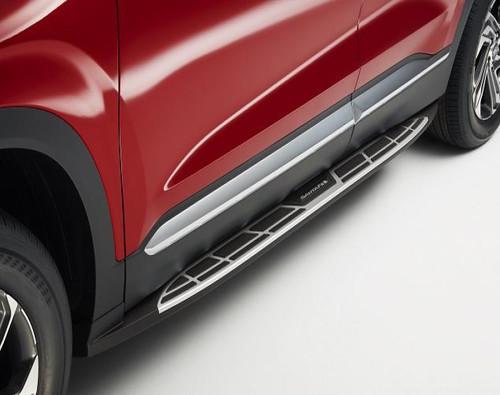 2021 Hyundai Santa Fe Side Steps