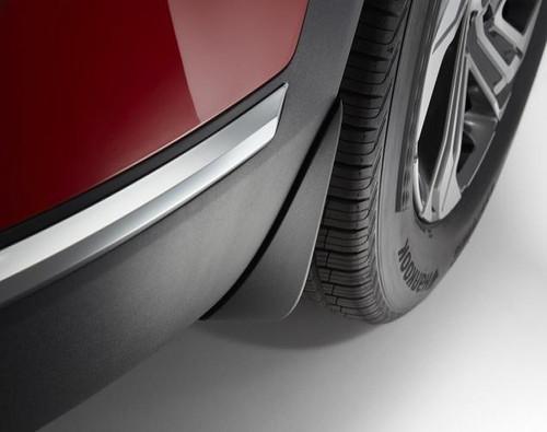 2021-2022 Hyundai Santa Fe Mudguards - Rear