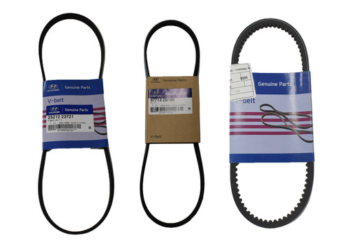 Hyundai Non-Hybrid V-Belt Kit