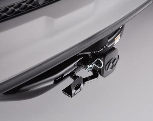 2021-2022 Hyundai Santa Fe Tow Hitch (representational image)