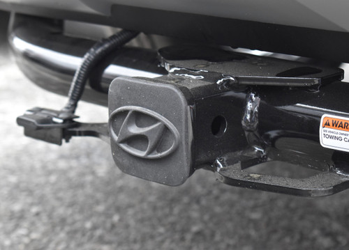Hyundai Tow Hitch Cover