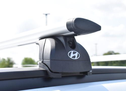 2022 Hyundai Tucson Crossbars (L145)