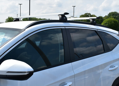 2022 Hyundai Tucson Crossbars