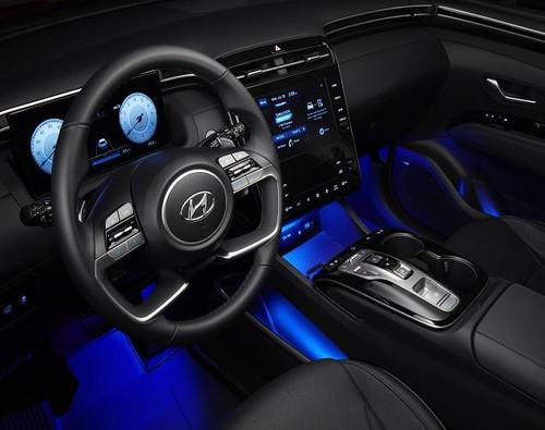 2022 Hyundai Tucson Interior Lighting Kit