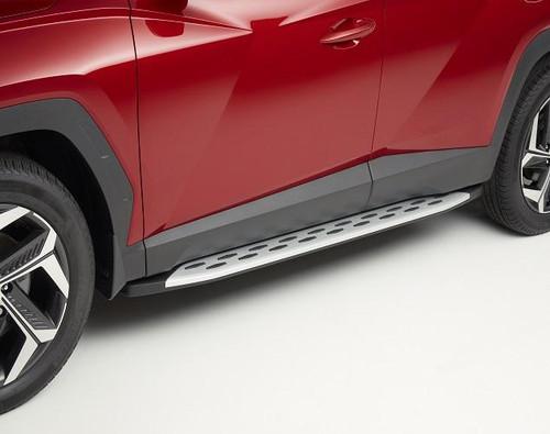 2022 Hyundai Tucson Side Steps