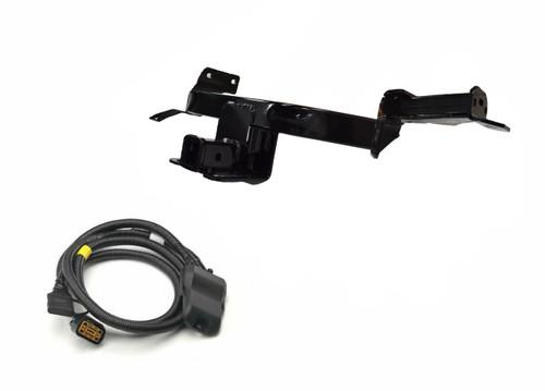 2022 Hyundai Santa Cruz Towing Kit (OEM Hitch + Aftermarket Harness)