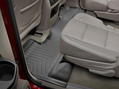 2021 Hyundai Santa Fe Hybrid WeatherTech Floor Liners (I174)