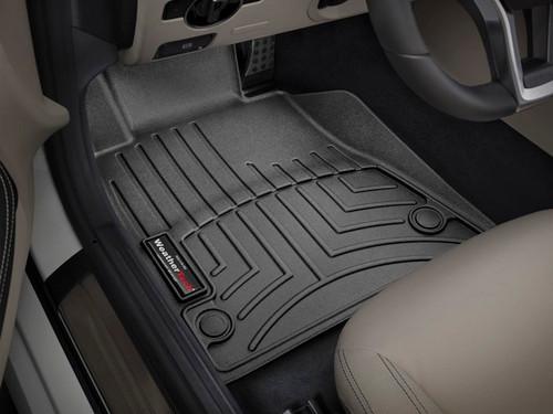 2021-2022 Hyundai Santa Fe Hybrid WeatherTech Floor Liners - Representational Image