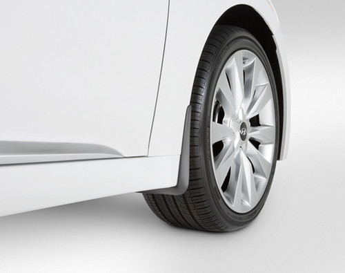 2012-2017 Hyundai Azera Mud Guards