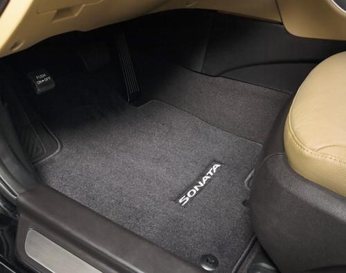 2011-2015 Hyundai Sonata Hybrid Floor Mats