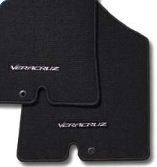 2009-2012 Hyundai Veracruz Carpeted Floor Mats