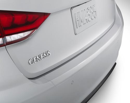 Hyundai Genesis Rear Bumper Protector Film