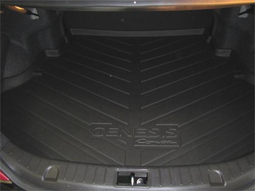 2010-2016 Hyundai Genesis Coupe Rubber Cargo Tray
