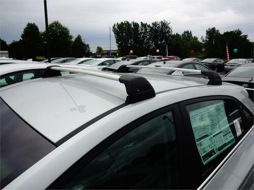 2013-2017 Hyundai Elantra GT Roof Rack Bars