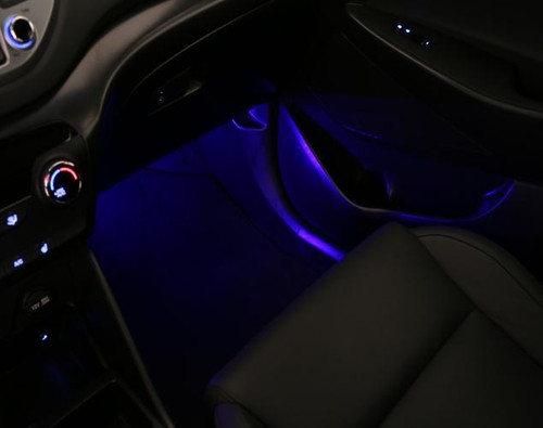 Hyundai Tucson LED Interior Lighting Kit