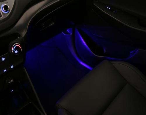 Hyundai Tucson LED Interior Lighting Kit