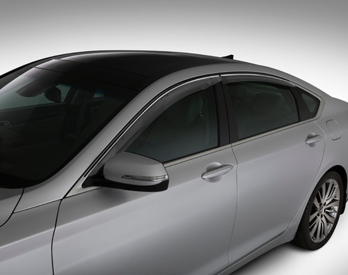 2015-2016 Hyundai Genesis Rain Guards