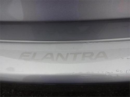 2011-2013 Hyundai Elantra Rear Bumper Protector Film