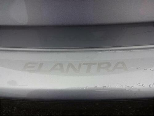 2014-2016 Hyundai Elantra Rear Bumper Protector Film