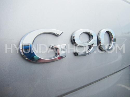 2015-2018 Genesis G90 Emblem