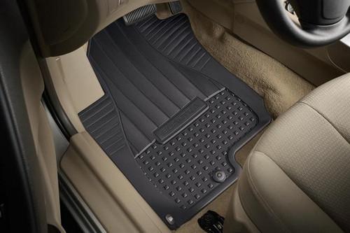 2007-2010 Hyundai Elantra Rubber Floor Mats
