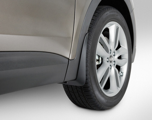 2017-2018 Hyundai Santa Fe Mud Guards