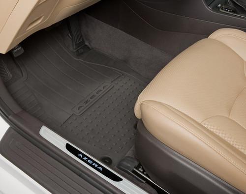 2012-2017 Hyundai Azera Rubber Floor Mats