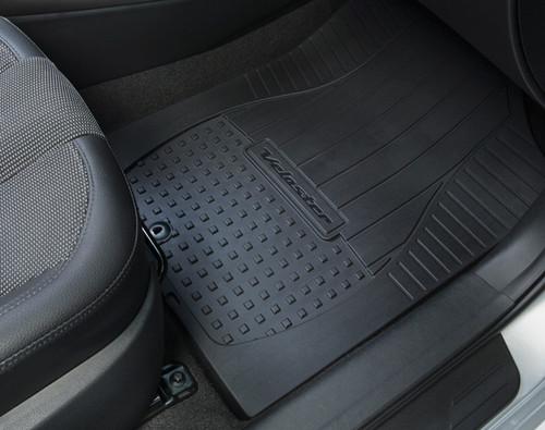 2012-2017 Hyundai Veloster Rubber Floor Mats