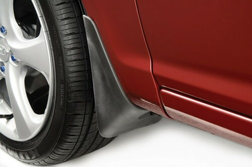 2006-2011 Hyundai Accent Mud Guards