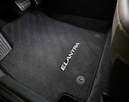 2017-2020 Hyundai Elantra Floor Mats