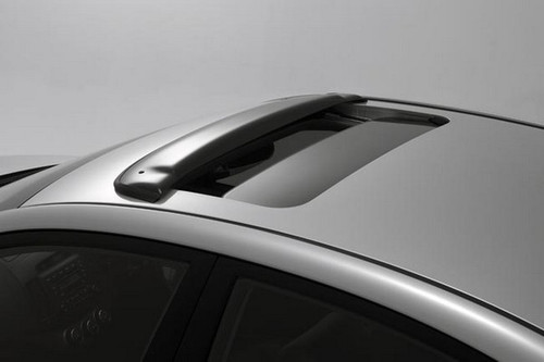 Hyundai Elantra Sunroof Wind Deflector