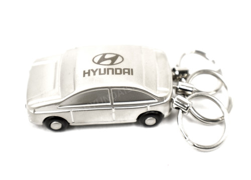 Hyundai Keychain - Car Shaped
